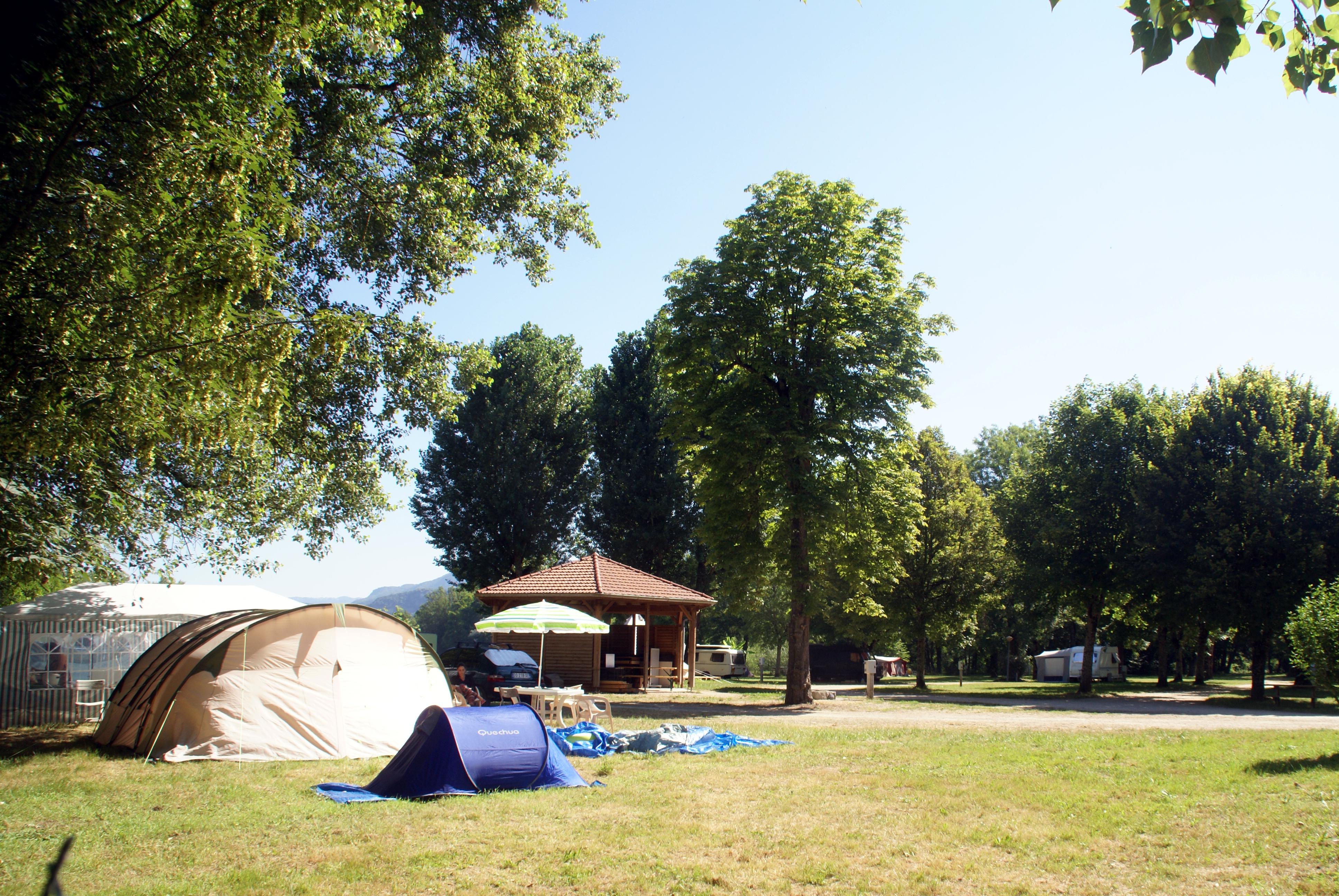 le camping du Flon